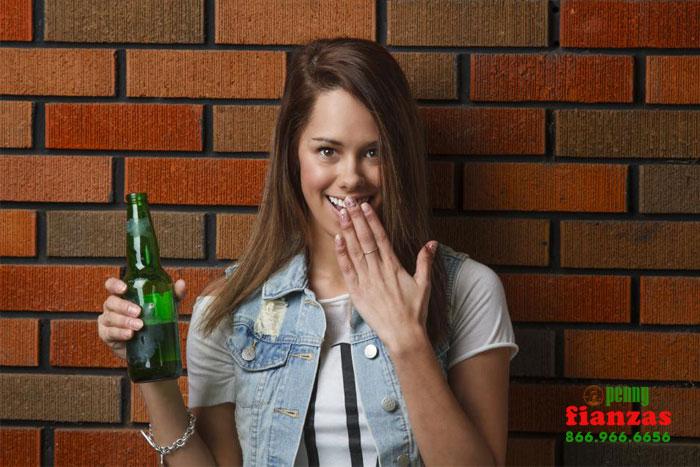Ay circunstancias donde Pueden Beber Alcohol Menores