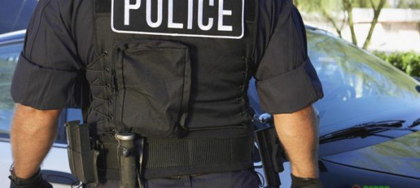 identificar un policia impostor