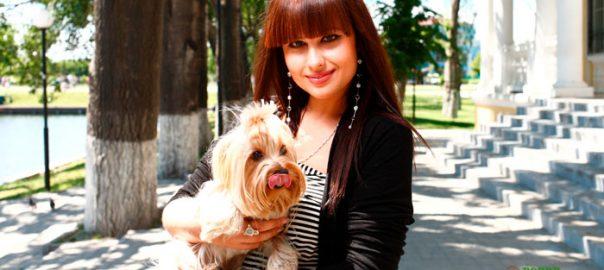 walking your pet in summer