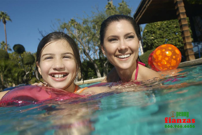 keeping kids safe in water