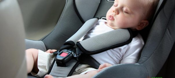 leaving child in car laws