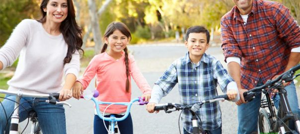 safe bicycling in california