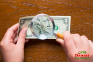 como identificar un billete falso