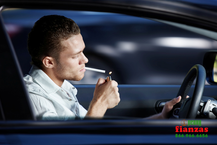 consequences for driving high