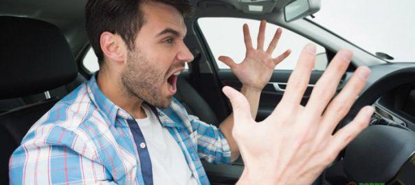 avoiding road rage