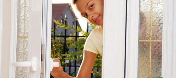 opening door safety