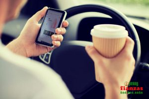 distracted driving laws california