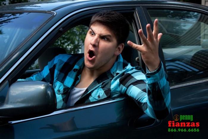 road rage laws palmdale bail bonds