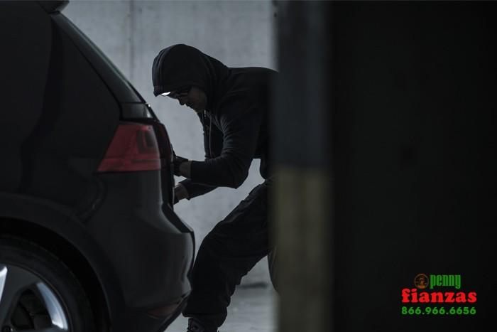 grand theft auto in california