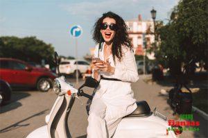 moped laws california